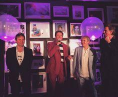 Duran Duran visit Warner Brothers Records in Los Angeles. Watch here: http://duran.io/1ywfkTZ