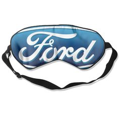 Fengziya Ford Car Logo Sleep Eyes Mask -- Special  product just for you. See it now! : dry SkinCare