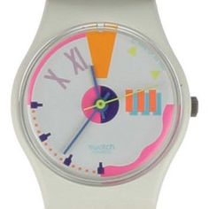 Swatch Port-O-Call LW127 - 1990 Fall Winter Collection