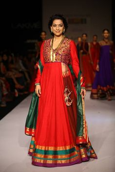 Our Verdict- Day 4 Lakme Fashion Week Winter Festive 2013 - InOnIt