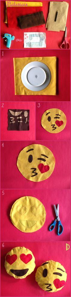 Almofada Emoji   Emoji Pillow