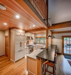 Walden Pond Kitchen