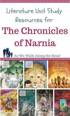 If you're reading The Chronicles of Narnia with your kids, don't miss this comprehensive resource list that you can use to find goodies to accompany each book. Homeschool Books, Homeschool Curriculum, Homeschooling, Kids Education, History Education, Teaching History, Chronicles Of Narnia, Book Study, Book Activities