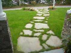 Want to make this walkway