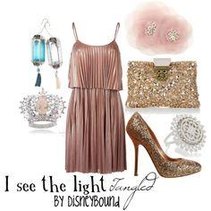 #Tangled glam