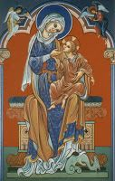 Subimonk: The Queenship of Mary, or Our Lady, Queen of Palestine