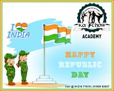 Lets Train…Lets Win… Lets Make Our MOTHER INDIA Proud again and again… Lets celebrate our Republic Day with joy and Cheers…. #kachowacademy #tirupati #happyrepublicday Mother India, Republic Day, Lets Celebrate, Cheers, Joy, Train, Let It Be, Celebrities, Happy