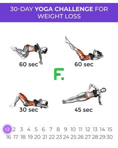 Gym Workout Videos, Gym Workout For Beginners, Fun Workouts, At Home Workouts, Mommy Workout, Fitness Workout For Women, Yoga Fitness, 30 Day Yoga, Plank Workout