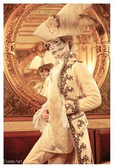 Chevalier Blanche & Marie Antoinette [Pierre Leszczyk EmpireArt]