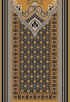 Textile Prints, Textile Design, Neckline Designs, Blouse Designs, Spider Art, American Quilt, Indian Folk Art, Composition Design, Design Seeds