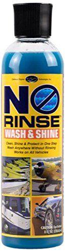 Optimum (NR2010C) No Rinse Wash & Shine – 8 oz.