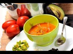 Sopa de tortilla - Tortilla Soup Recipe