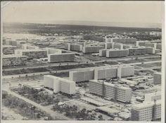 Fotografia Original da Construção de Brasilia, mede 24 x 18 cm.http://www.leilaodeartebrasileira.com.br/