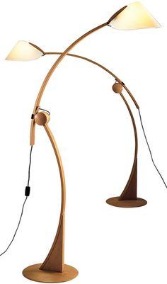 Swing Arm Floor Lamps - Brand Lighting Discount Lighting - Call Brand Lighting Sales 800-585-1285 to ask for your best price!