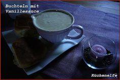Buchteln mit Vanillesauce - ein klassisches Rezept