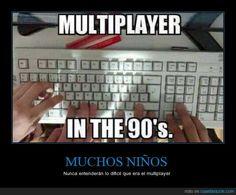 Los gamers de ordenador old school sin duda conocen el dolor - Nunca entenderán lo díficil que era el multiplayer