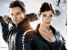 Hansel & Gretel - Jeremy Renner & Gemma Arterton - Hansel & Gretel, Witch Hunters 2013