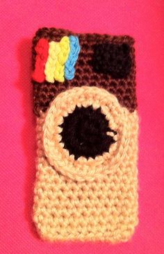 InstaGram iPhone 44S case by CraftsByMands on Etsy, $8.00