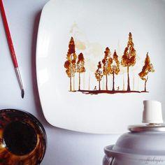The Coffee Art by Ghidaq Al-Nizar