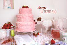 Olivia Poncelet Styling fashion blog photography party deco pastel