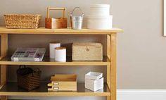 Expert advice to cut clutter.
