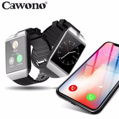 Smart Electronics Smart Watches Self-Conscious Hotsale 1.54inch Smart Watch T8 With Camera Facebook Whatsapp Support Sim Tf Card Smartwatch For Android Phone Pk A1 Gt08 X6
