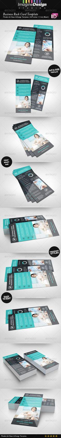 Interior Design Rack Card  Psd Templates Template And Edit Text