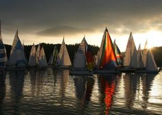 Faerder Race. The Færderseilasen is the world's largest overnight regatta, with more than 1100 boats taking part.