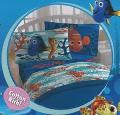 24 Best Finding Nemo Themed Bedroom Images On Pinterest Finding Nemo Bedroom Themes And Child