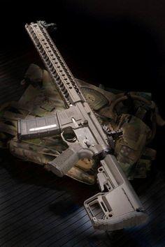 Salient Arms International AR15.