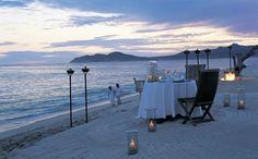 Louca para tirar uns 15 dias neste paraíso! Sonho de Deus: natureza, mar, paz, meditação, sossego, luz e silêncio. Tudo! :) ;) Eu quero!