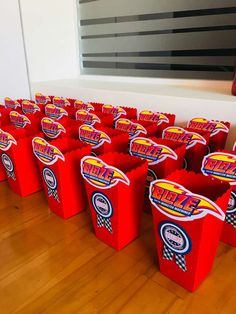 Bash Party Styling *'s Birthday / Race Car - Photo Gallery at Catch My Party Blaze And The Monster Machines Party, Blaze The Monster Machine, Blaze Birthday Cake, 5th Birthday, Cars Birthday Parties, Birthday Party Invitations, Bolo Blaze, Hot Wheels Birthday, Monster Truck Birthday