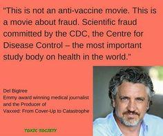 #TRUTH #VAXXED #CDCWhistleblower