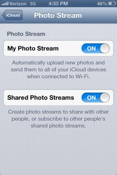 Turn a Photo Stream album into a public Web site