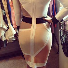 Pastel Multi Bandage Dress New In Boutique Live