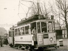 Bilderbuch Köln - Straßenbahn nach Weidenpesch