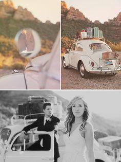the photo of them in the mirror! grea idea!