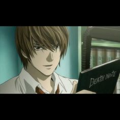Yagami Raito/ Light/ Kira, from Death Note obviously. Okay. He's cute. I'm endeared to him. He's just reeeeeally crazy. X3 But I'm being *very* entertained with his slow decent into madness.