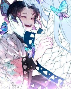 Manga Anime, Sad Anime, Anime Demon, Anime Art, Anime Angel, Demon Slayer, Slayer Anime, Otaku, Kawaii Anime