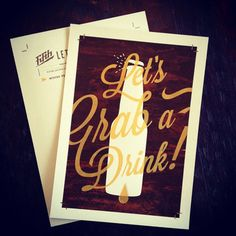 Fifth Letter Outreach Cards | Stationery STYLE