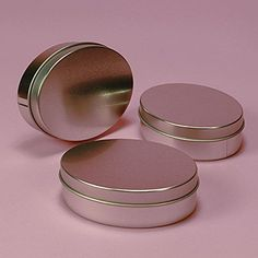SHALLOW OVAL STEEL TIN CAN -PKG -- Want to know more, click on the image.