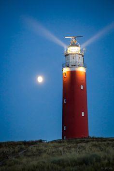 #Lighthouse - #Vuurtoren - Texel, #Netherlands  http://dennisharper.lnf.com/