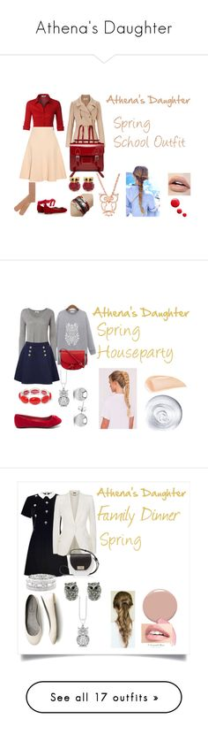 """Athena's Daughter"" by h-zita ❤ liked on Polyvore featuring LE3NO, Tabitha Simmons, Dorothy Perkins, Jonathan Simkhai, Miss Selfridge, The Cambridge Satchel Company, WithChic, Topshop, book and percyjackson"