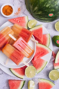 Do you like sweet or do you like savory? How about BOTH! ✅ This refreshing treat is a must for your #4thofjuly party that will keep everyone cool. ❤️💙 #HolidayWeekend #Foodcravings #RefreshingTreat #IcePopRecipe #Fruits Ice Pop Recipes, Veggie Recipes, Snack Recipes, How To Store Watermelon, Funky Fruit, National Watermelon Day, Taste Made, Frozen Desserts