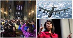 Thế giới đêm qua: Nga đánh chặn máy bay B-52 của Mỹ Tấn công cảnh sát tại Paris Mỹ lên án Hội đồng Nhân quyền Liên Hợp Quốc