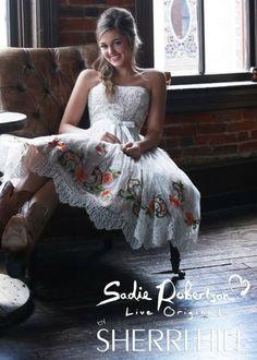 Sadie Robertson Live Original by Sherri Hill 21229