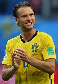 Albin Ekdal (Sweden) Sweden Football, International Football