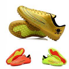 Jongens Heren Kinderen Voetbal Schoenen Hard Hof Outdoor Sneakers Trainers Volwassenen Sportschoenen Voetbal Schoenplaten Voetbalschoenen Superflys