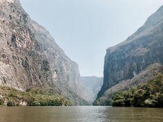 Cañon Sumidero Chiapas