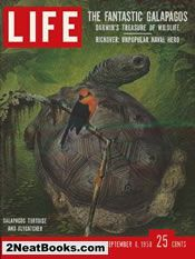 The Galapagos Islands life magazine cover: 8 Sep 1958